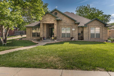 Canyon Single Family Home For Sale: 8 Canyon Rim Dr
