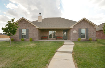 Amarillo Single Family Home For Sale: 7308 City View Dr