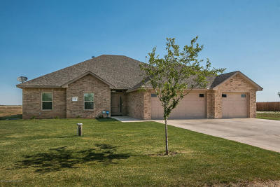 Amarillo Single Family Home For Sale: 8750 Paintbrush Dr