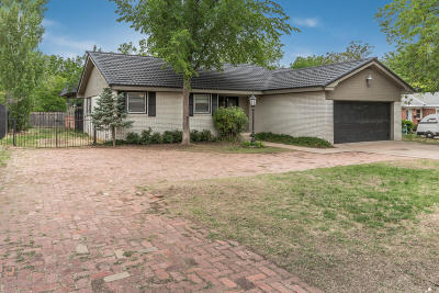 Amarillo Single Family Home For Sale: 3508 Hawthorne Dr
