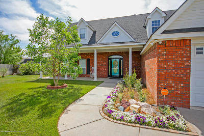 Canyon Single Family Home For Sale: 18 Jynteewood Cir