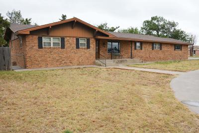 Canyon Single Family Home For Sale: 10520 W Us Highway 60