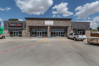 Armstrong County, Randall County Commercial For Sale: 7845 Canyon Dr