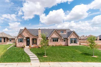Amarillo Single Family Home For Sale: 8304 Kingsgate Dr