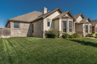 Amarillo Single Family Home For Sale: 6304 Parkwood Pl