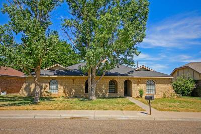 Canyon Single Family Home For Sale: 1027 Santa Fe Trl