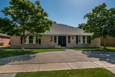 Potter County, Randall County Single Family Home For Sale: 7818 Canode Dr