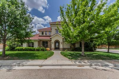 Amarillo Single Family Home For Sale: 7713 Pebblebrook Dr