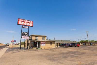 Potter County Commercial For Sale: 4401 Ih 40