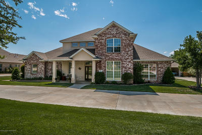 Amarillo Single Family Home For Sale: 2001 Westwood Dr