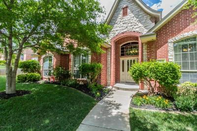 Amarillo Single Family Home For Sale: 6402 Willow Oak Pl