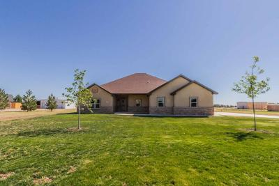Bushland Single Family Home For Sale: 19932 Indian Spring Trl