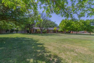 Amarillo Single Family Home For Sale: 100 Avondale St