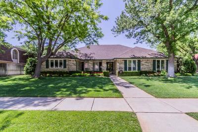 Amarillo Single Family Home For Sale: 6615 Roxton Dr