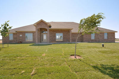 Amarillo Single Family Home For Sale: 14350 Maple Dr