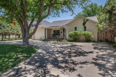 Amarillo Single Family Home For Sale: 1015 S Bowie St
