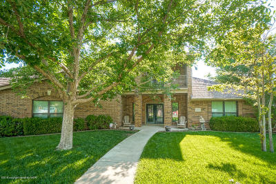 Randall County Single Family Home For Sale: 6406 Ridgewood Dr