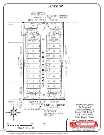 Residential Lots & Land For Sale: 4138 Knoll Dr