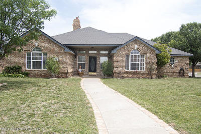 Randall County Single Family Home For Sale: 8227 Paragon Dr