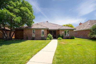 Amarillo Single Family Home For Sale: 4403 Derrick Pl
