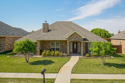 Amarillo Single Family Home For Sale: 9203 Shylana Ave