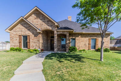 Amarillo Single Family Home For Sale: 400 Cedar Meadow Cir