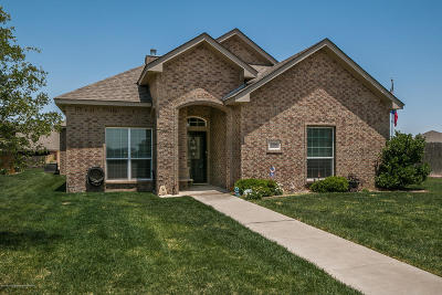 Amarillo Single Family Home For Sale: 3900 Arden Rd