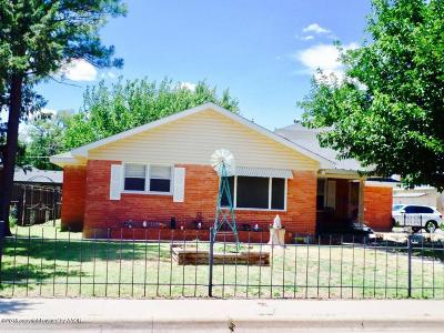 Amarillo Single Family Home For Sale: 1800 Plateau Ln