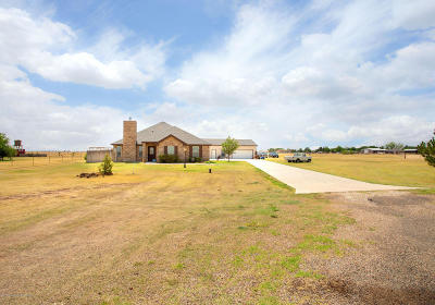 Amarillo Single Family Home For Sale: 15700 Outback Trl