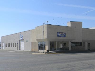 Commercial For Sale: 124 SE 2nd St
