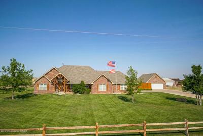 Amarillo Single Family Home For Sale: 9010 Blenheim Dr