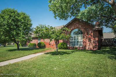 Amarillo Single Family Home For Sale: 5802 Foxcroft Dr