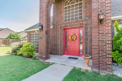 Amarillo Single Family Home For Sale: 3609 Van Tassel St