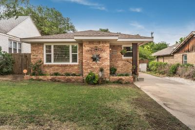 Amarillo Single Family Home For Sale: 4225 SW 9th Ave