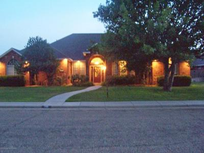 Amarillo Single Family Home For Sale: 7101 Rochelle Ln