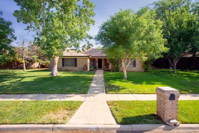 Amarillo Single Family Home For Sale: 6012 Norwich Dr
