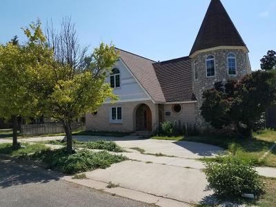 Amarillo Single Family Home For Sale: 1506 Travis St
