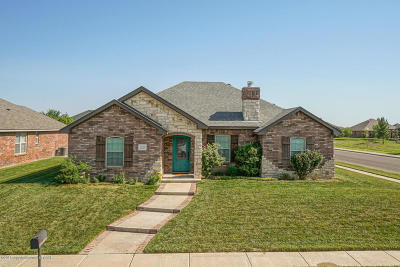 Amarillo Single Family Home For Sale: 3500 Springfield Ave