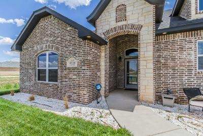 Amarillo Single Family Home For Sale: 8739 Lupine