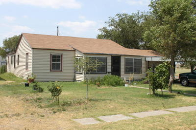 Carson County Single Family Home For Sale: 211 Broadway Ave