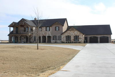 Single Family Home For Sale: 1001 Country Club