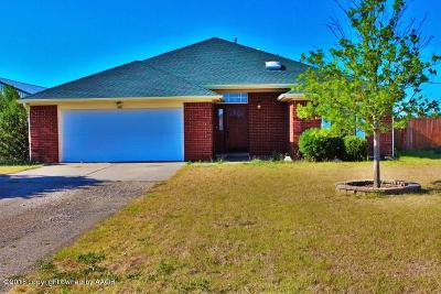 Bushland Single Family Home For Sale: 601 Lantana Rd