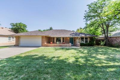 Amarillo Single Family Home For Sale: 7104 Calumet Rd