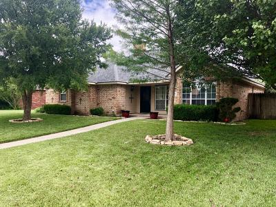 Amarillo Single Family Home For Sale: 2513 Stardust Ln