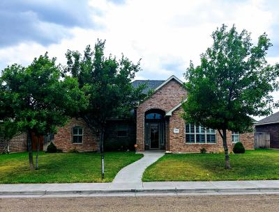 Amarillo Single Family Home For Sale: 6102 Glenwood Dr