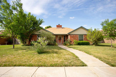 Potter County, Randall County Single Family Home For Sale: 7903 Simpson Dr