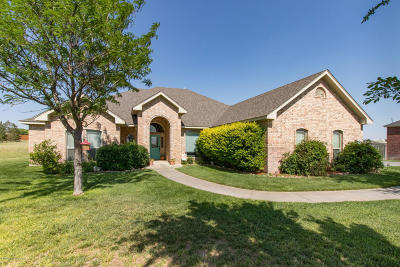 Canyon Single Family Home For Sale: 16901 Spring Lake Dr