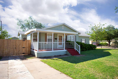 Amarillo Single Family Home For Sale: 4811 Bonham S St