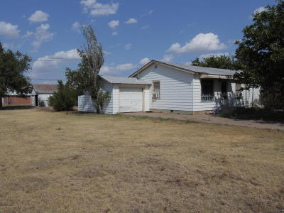 Carson County Single Family Home For Sale: 301 Swift S