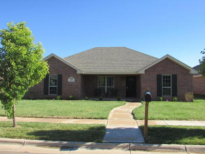 Amarillo Single Family Home For Sale: 9906 Asher Ave
